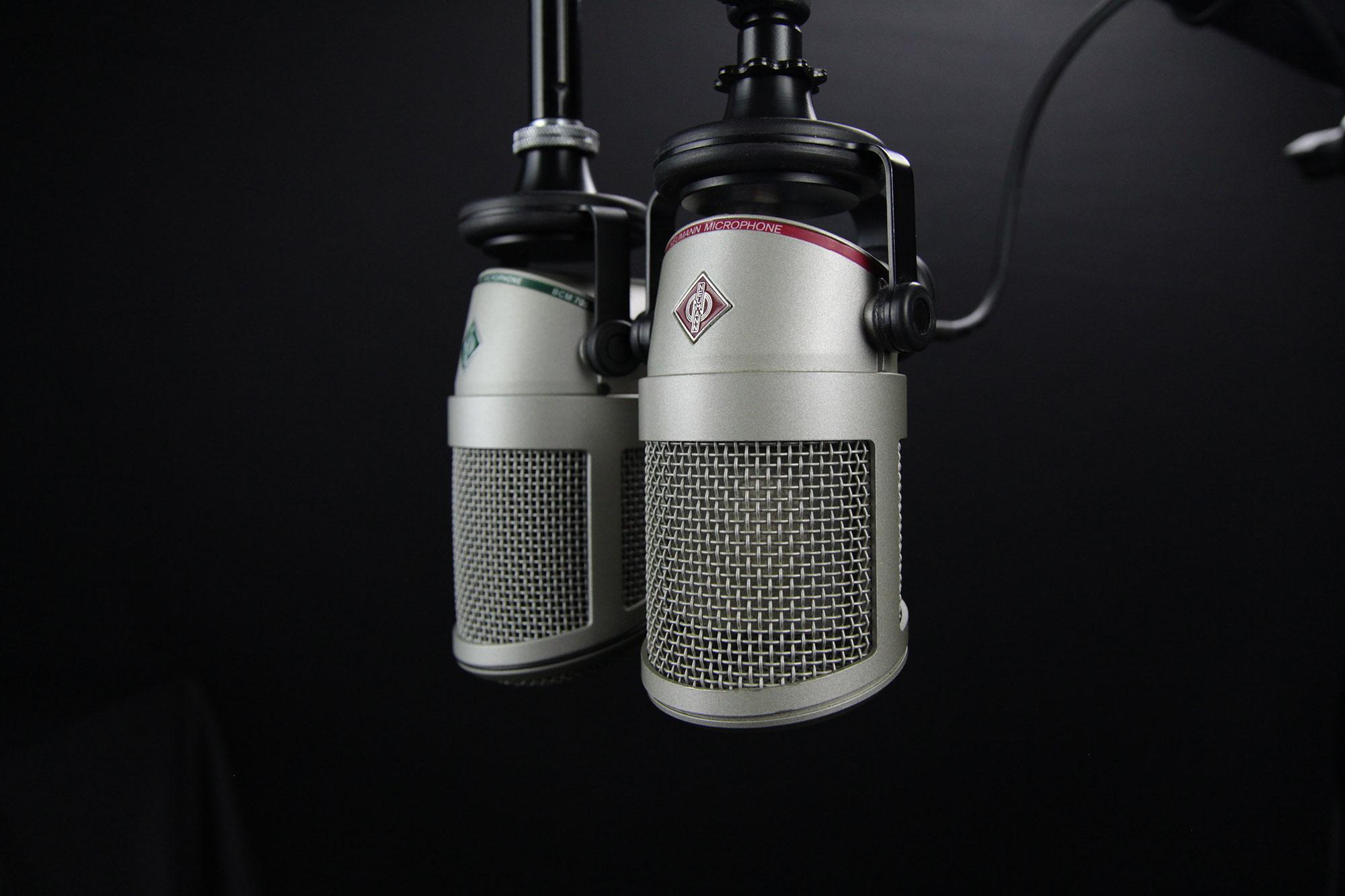 Studio Singing Experiences
